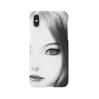 妄想彼女 Smartphone cases