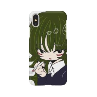 ゆめかわいい女の子 Smartphone cases