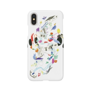 misuzuoyamaのうかぶ Smartphone Case
