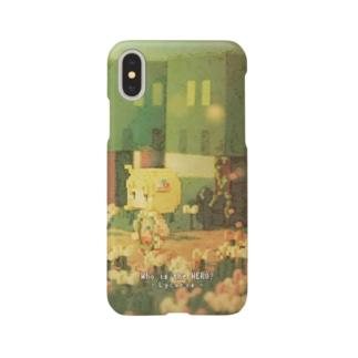 Who is the HERO -Lycoris- [ はなばたけ ] Smartphone cases