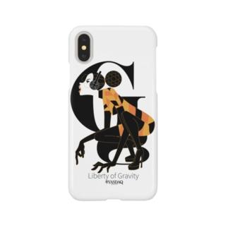 重力の自由 Smartphone cases
