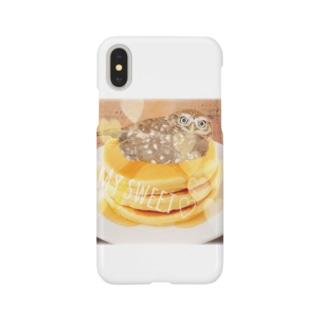 パンケーキハミィ Smartphone cases