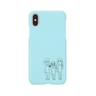 ひなまつりさごはんりさこ Smartphone cases