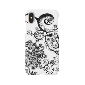 不規則不可思議 Smartphone cases
