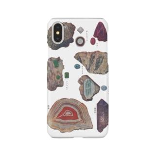 鑛物 Smartphone cases