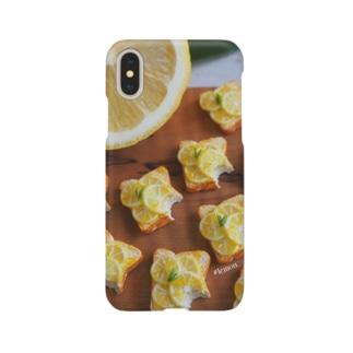レモンとハニーレモントースト Smartphone cases