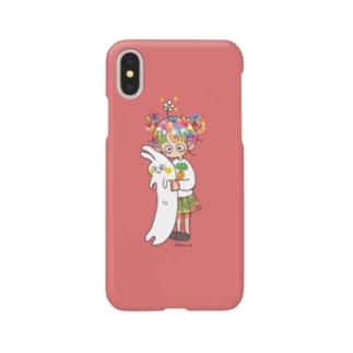 のびる🐰 Smartphone cases