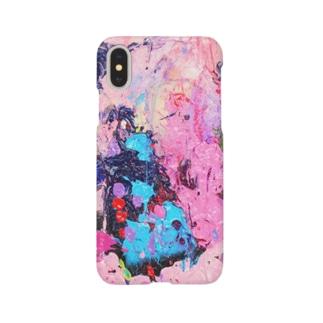 ありのままクマ Smartphone cases