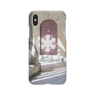 草笛鈴 / RIN KUSABUEの教会の回廊 Smartphone cases