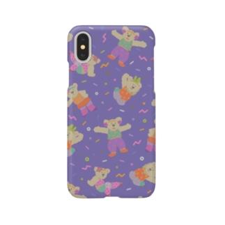 aerobi bear Smartphone cases