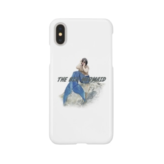 THE BIG MERMAID Smartphone cases