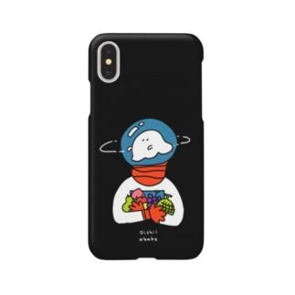 うちゅうのおばけ Smartphone cases