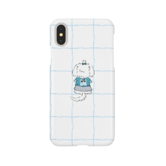 まるちーず隊士 Smartphone cases