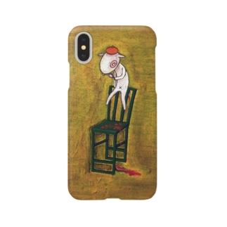 ワンワン『犯人』 Smartphone cases