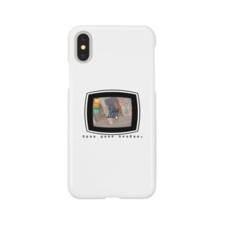 腦開(白) Smartphone cases