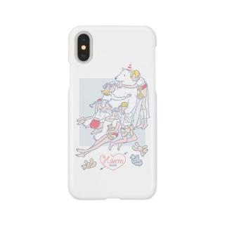 ハ〜レムベア Smartphone cases