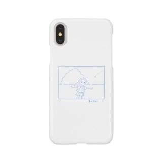 夏のおわり Smartphone cases