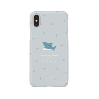サメくん Smartphone Case