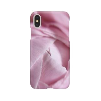 薔薇のスマホケース Smartphone cases