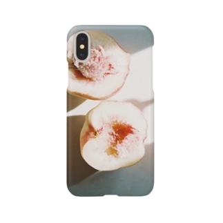 harucamera モモ Smartphone cases