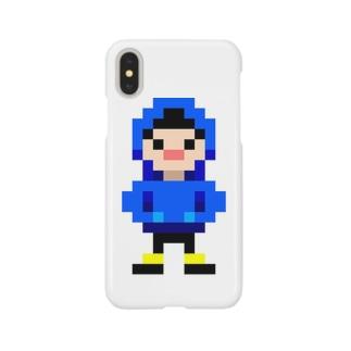 フーディー Smartphone cases