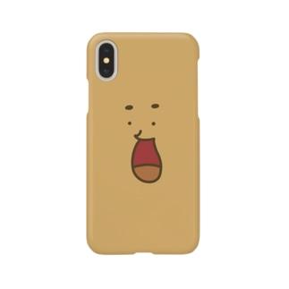 じょんびすたの顔面スマホケース Smartphone cases