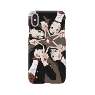 オトメの帝国ハロウィンスペシャル/ディベート部 Smartphone cases