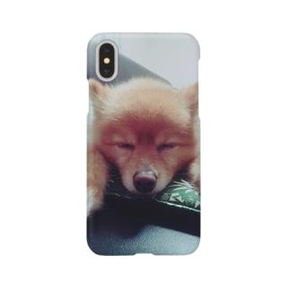 ポメ Smartphone cases