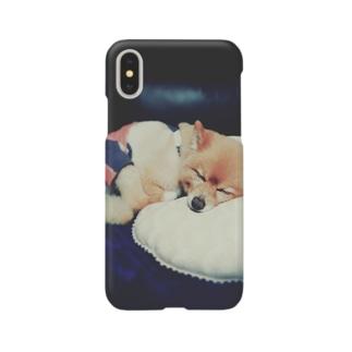ポメラニアンのポメ Smartphone Case