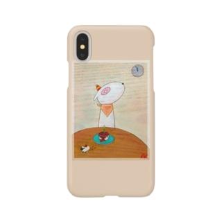 ワンワン『誕生日まで5分』 Smartphone cases