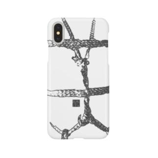稀有の『縄』 Smartphone cases