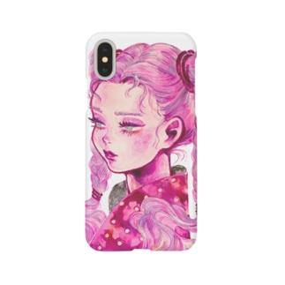 アリウム Smartphone cases