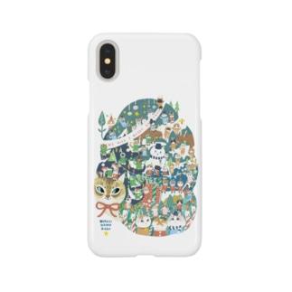2020クリスマス Smartphone cases