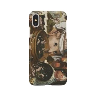 ヒエロニムス・ボスiPhoneケース Smartphone cases