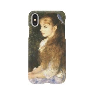 イレーヌ・カーン・ダンヴェール嬢の肖像 iPhoneケース Smartphone cases