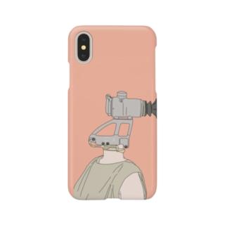栗 Smartphone cases