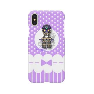 公式絵クロエ_04 Smartphone cases
