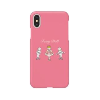 フェアリードール Smartphone cases
