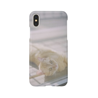 JIRO THE GINGER CAT Smartphone cases