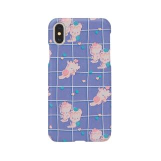 シュウマイカッパチャン アオ Smartphone cases