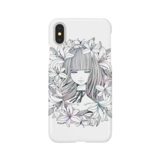 花葬 Smartphone cases