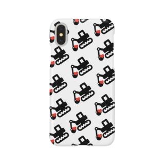 ハートユンボ 柄デザイン Smartphone cases