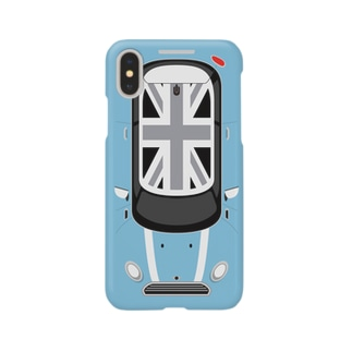 MIN-IPHONE CASE (F56-LBL) Smartphone cases