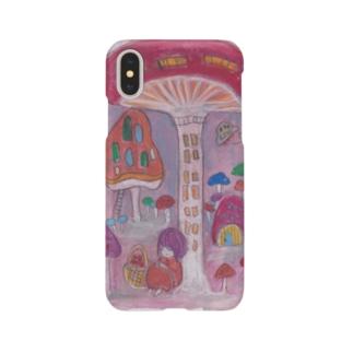 きのこの森 Smartphone Case