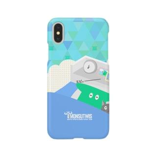 おやすみモンスティス Smartphone cases