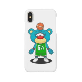 バスケベア Smartphone cases