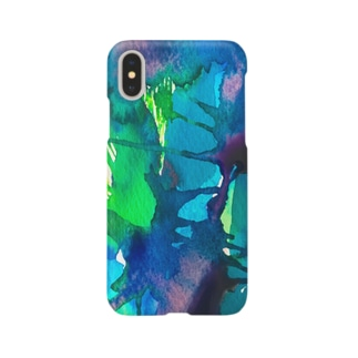 blue_psychic_darling Smartphone cases