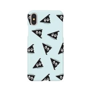 スリスリドット Smartphone cases