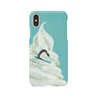 sweet penguin Smartphone cases