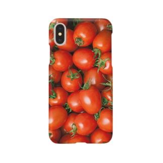 トマト スマートフォンケース